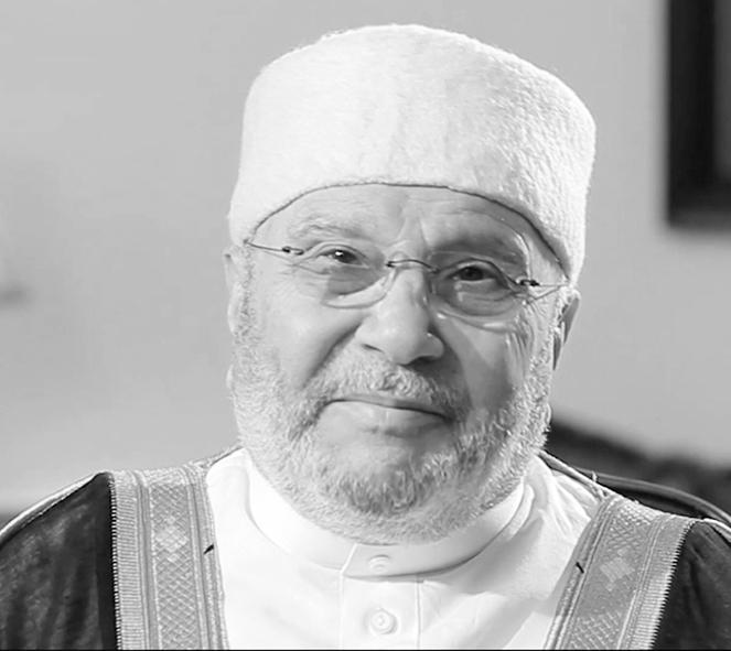 الشيخ راتب النابلسي – داعية إسلامية