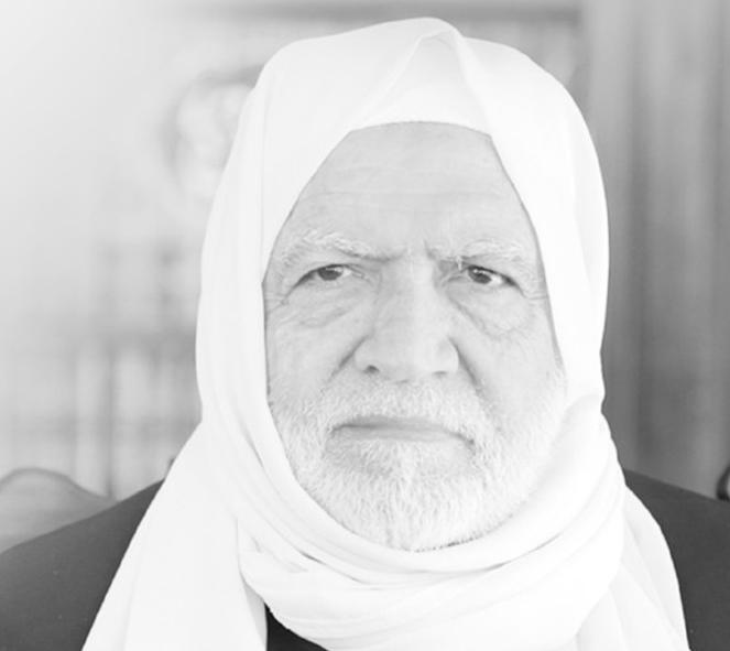 الشيخ أسامة الرفاعي – رئيس المجلس الأسلامي السوري