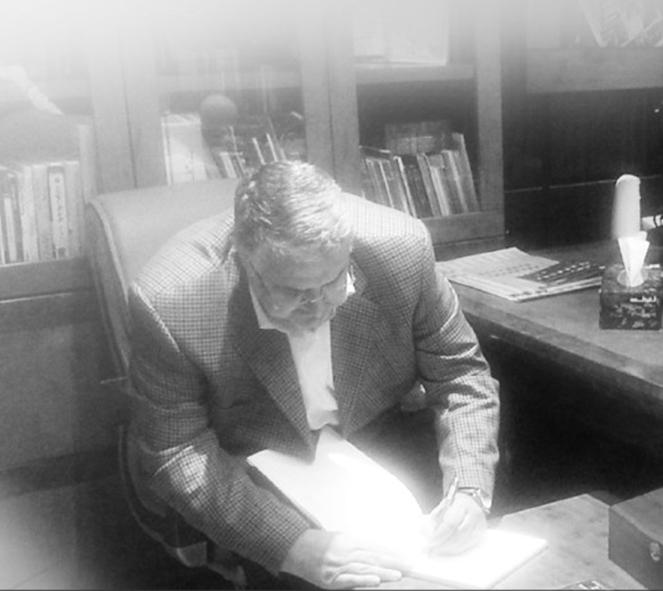 الدكتور صلاح الدين كفتارو – رئيس مجمع ابو النور سابقا