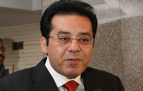 المرشح الرئاسي المصري الأسبق د. أيمن نور